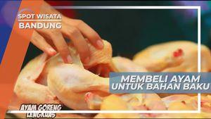 Ayam Terbaik Untuk Bahan Digoreng Lengkuas Pasar Rajamandala Cipatat Bandung Barat