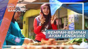 Lengkuas, Bumbu Utama Ayam Goreng Pasar Rajamandala Cipatat Bandung Barat