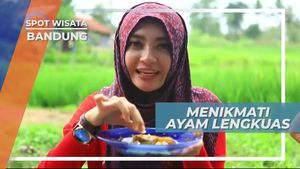 Ayam Goreng Lengkuas, Kuliner Mujarab Dicintai Anak-anak Bandung Barat