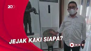 Tapak Kaki Raksasa dari Kalimantan