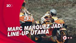 Repsol Honda Resmi Luncurkan Motor Barunya untuk MotoGP 2021