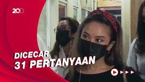 Gabriella Larasati Diperiksa Polisi Terkait Video Syur Mirip Dirinya