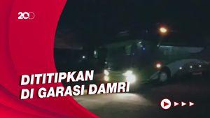 17 Armada Bus Terkait Korupsi Asabri Disita!