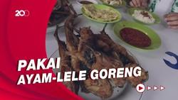 Bikin Laper: Jajal Nasi Uduk Pak Jhon di Bintaro