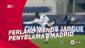 Real Madrid Vs Atalanta: Los Blancos Menang 1-0 dengan Susah Payah