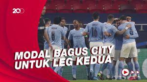 Gladbach Vs Man City: The Citizens Menang 2-0