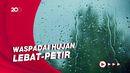Prakiraan Cuaca 26 Februari: Beberapa Wilayah Diguyur Hujan Disertai Petir