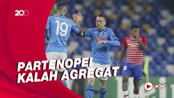 Menang 2-1 Atas Granada, Napoli Tetap Tersingkir dari Liga Europa!