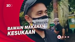 Kangen Parah, Ajun Perwira Jenguk Jennifer Jill
