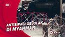 Thailand Blokir Perbatasannya dengan Myanmar, Menyusul Kudeta Militer