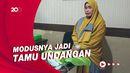 Nekat! Emak-emak Keciduk Mencuri Uang di Hajatan Pernikahan