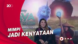 Cerita Via Vallen Digaet Disney Isi Soundtrack Film Raya