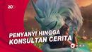 Deretan Seniman Indonesia di Balik Film Raya and the Last Dragon