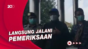 Terjaring OTT KPK, Gubernur Sulsel Nurdin Abdullah Tiba di KPK