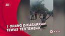 Pendemo di Myanmar Kocar-kacir Diserbu Gas Air Mata