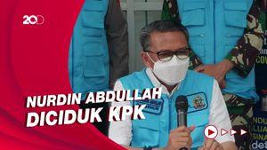 Gubernur Sulsel Nurdin Abdullah Kena OTT KPK