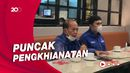 Soal Pecat 7 Kadernya, PD: Sudah Tak Bisa Dibina