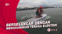 My Trip My Adventure: Sensasi Main Fliteboard Berkecepatan 40 Km/Jam