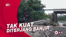 Jembatan Ambruk di Lumajang, Aktivitas Warga Terganggu