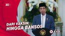 Jokowi Jabarkan Kerja Keras Pemerintah Atasi Pandemi di Harlah NU