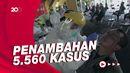 Sebaran Kasus Baru Covid-19 Hari Ini, Jakarta Terbanyak