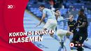Bek-bek Man City Kalahkan West Ham 2-1