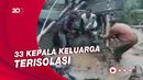 Longsor Terjang Lereng Gunung Bromo, Jembatan-Kandang Sapi Rusak