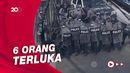 Bubarkan Pedemo di Myanmar, Polisi Tembakkan Gas Air Mata