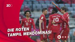 Hancurkan FC Koln, Bayern Munich Pesta Gol 5-1