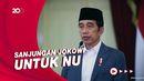 Harlah NU, Jokowi: Hampir Seabad NU Konsisten Tebar Toleransi