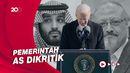Ditanya Hukuman untuk MBS, Biden: Akan Ada Pengumuman di Hari Senin