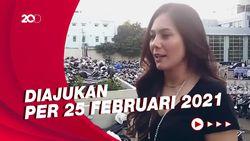 Wulan Guritno Gugat Cerai Suami ke PA Jakarta Selatan