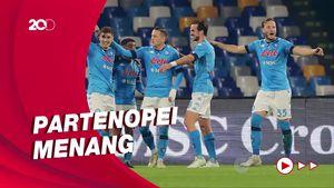 Napoli Bungkam Benevento 2-0