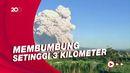 Gunung Sinabung Muntahkan Awan Panas
