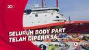 Tambah 1, Korban Sriwijaya Air yang Teridentifikasi Jadi 59 Orang