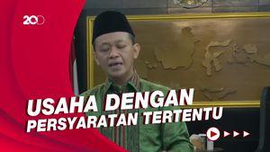Kepala BKPM Bicara Perpres Investasi Miras-Lampiran yang Dicabut Jokowi