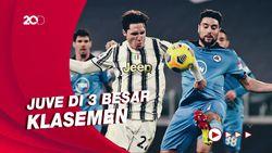 Laga Juventus Vs Spezia: Bianconeri Menang Telak 3-0