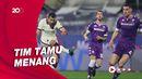Roma Bungkam Fiorentina 2-1