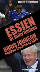 Essien Dibully Netizen, Boris Johnson Berikan Tawaran ke UEFA