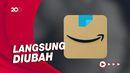 Logo Baru Aplikasi Amazon Dicibir Mirip Kumis Hitler