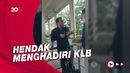 Tiba di Sumut, Marzuki Alie Langsung Disergap Elite Partai Demokrat