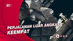 Misi Astronot AS dan Jepang di Luar Angkasa