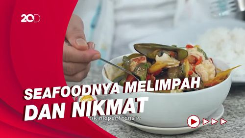 Bikin Laper: Segarnya Tom Yam Seafood Babe H Lili