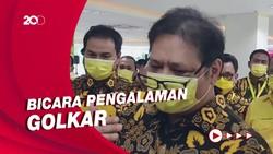 Airlangga Prihatin Soal KLB Demokrat di Sumut