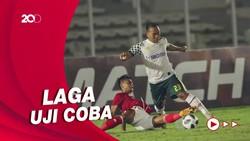 Timnas U-23 Bungkam Tira Persikabo Dua Gol Tanpa Balas