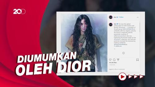 Jisoo BLACKPINK Jadi Global Ambassador Dior Fashion dan Beauty