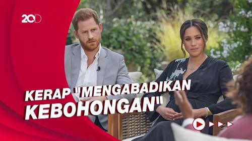 Meghan Markle Sindir Kerajaan Inggris di Cuplikan Wawancara Oprah