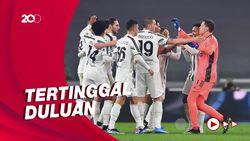 Juventus Atasi Lazio Tanpa Ronaldo, Menang 3-1