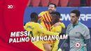 Osasuna Vs Barcelona, Assist Ciamik Messi Berbuah 2 Gol