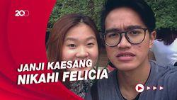 Heboh Curhatan Ibu Felicia Tissue soal Kaesang Pangarep
